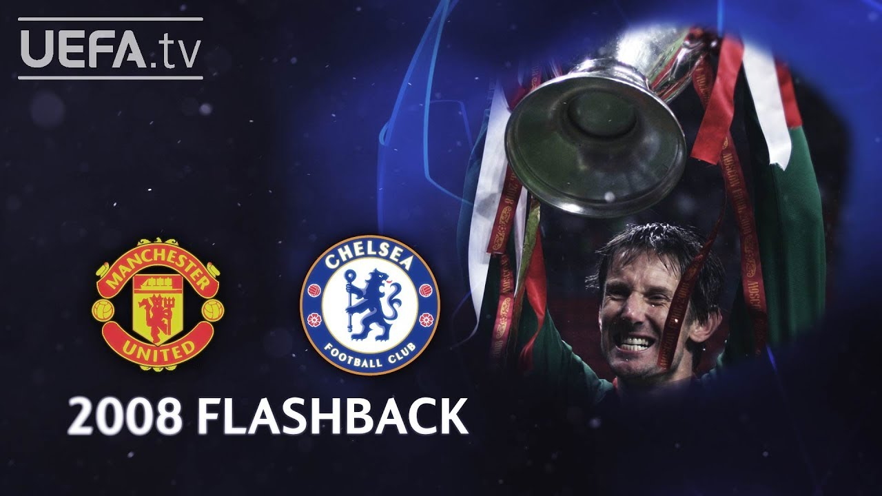 Download MAN. UNITED p1-1 CHELSEA: #UCL 2008 FINAL FLASHBACK