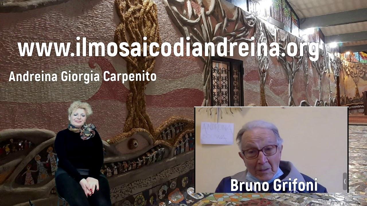 Storie del mosaico: Bruno un sostenitore locale, presente sin dai primi passi del mosaico
