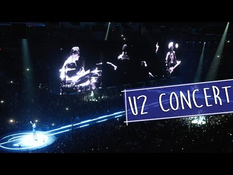 SURPRISE U2 CONCERT