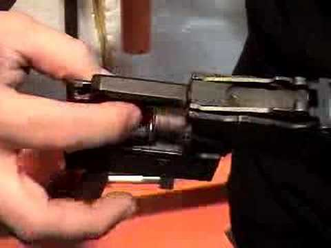 Barrel Removal Build your own AK AK47