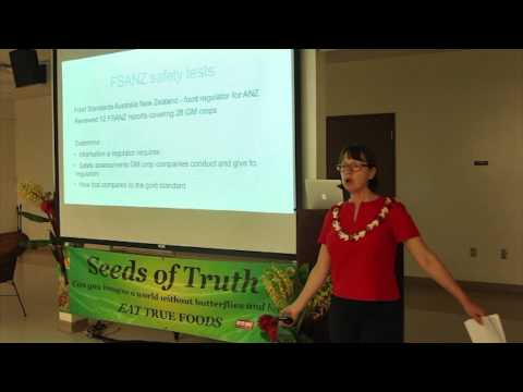 Are GMOs Safe To Eat? | Dr. Judy Carman