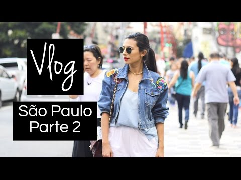 Lil' Japan, club, grafitti, vegan fast food | Travel Vlog | São Paulo #2