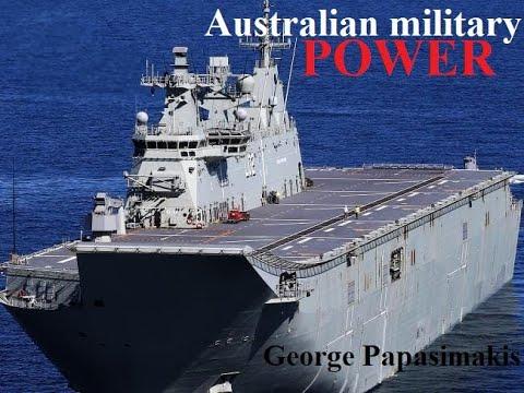 Australia Military Power #australian #air #force #navy #army #equipment #list #armed #forces