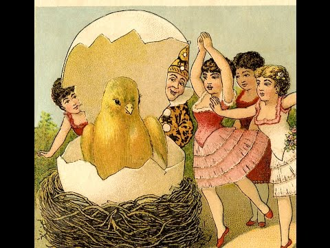 Easter Parade_Rosemary Clooney Vintage Easter Cards