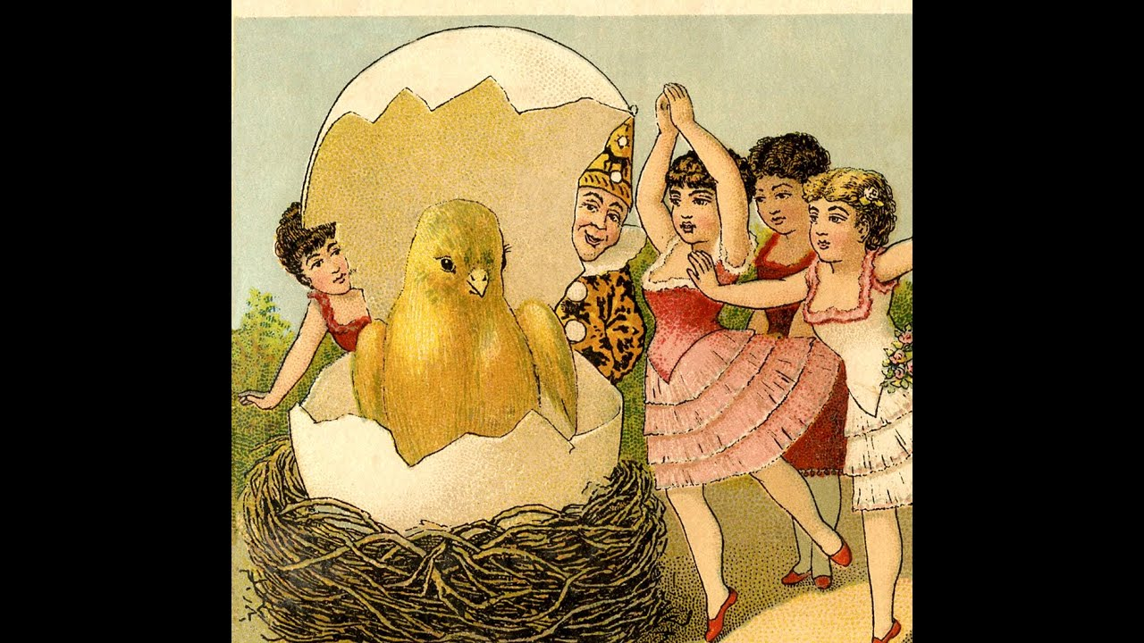 Easter ParadeRosemary Clooney Vintage Easter Cards YouTube – Vintage Easter Cards