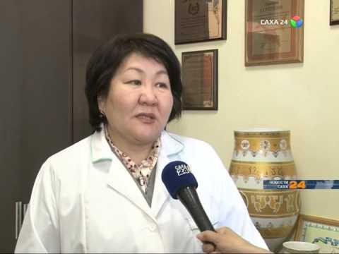 В Якутии наблюдается сезонный подъем заболеваний острыми респираторными вирусными инфекциями