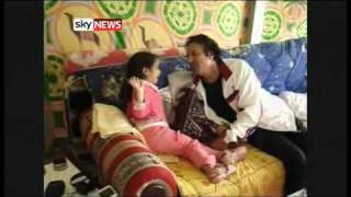 Libya  Colonel Muammar Gaddafi home video @ Traystan  : olivia thanabalasingham