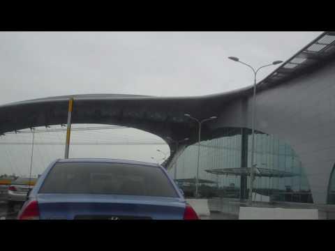 Аэропорт Шереметьево, часть 2 - терминал D