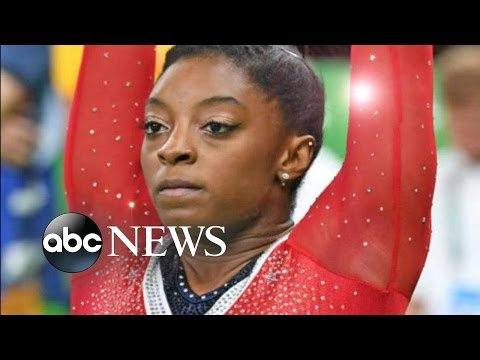 Thumbnail: Simone Biles Medical Info Leaked, Revealing ADHD Diagnosis
