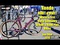 Rondo RUUT & HVRT - World's First Vario Geometry Gravel & Road Plus Bikes!: SOC 2019