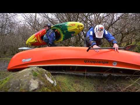 UK Whitewater Canoeing Trip