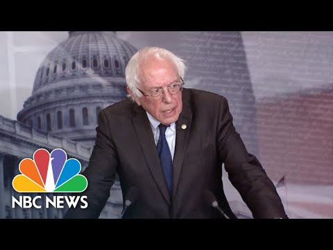 Bernie Sanders To Women On 2016 Campaign Staff: 'I Apologize' | NBC News