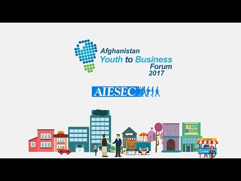Afghanistan Youth to Business Forum 2017
