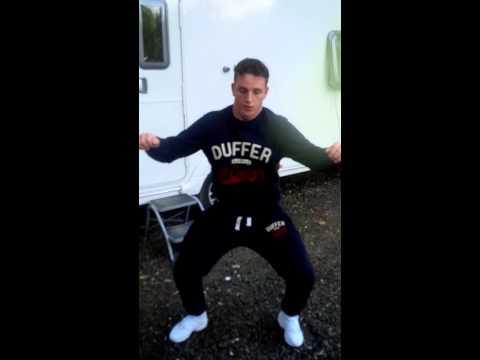 Barney cooper dancing
