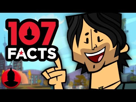107 Facts About Total Drama Action!! - Cartoon Facts! (107 Facts S8 E5)