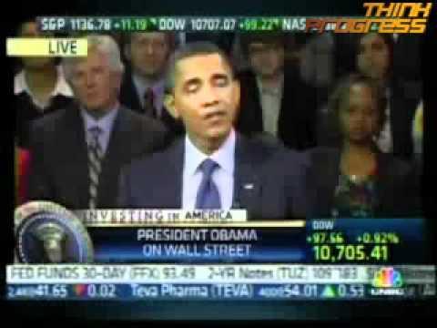 Obama smacks hedge fund manager