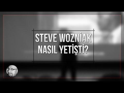 Steve Wozniak Nasıl Yetişti?