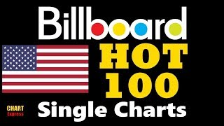 Billboard Hot 100 Single Charts (USA)   Top 100   July 01, 2017   ChartExpress