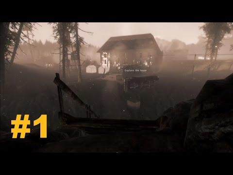 New survival horror game - LEX MORTIS - Gameplay Walkthrough Part 1