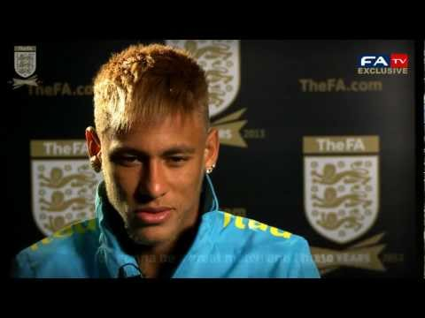 Exclusive: Neymar talks to FATV ahead of match with England | FATV