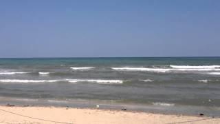 Strand von Cervia