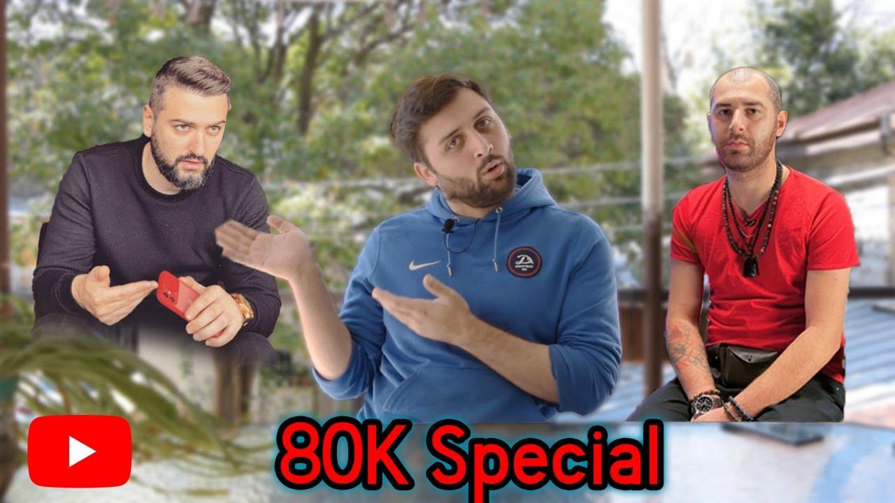 იუთუბერების საეჭვო და უხეში პაროდიები 80K Special