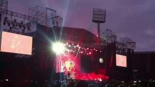 Slayer - Dead Skin Mask/Hate Worldwide Live in Chile (02-10-2013)