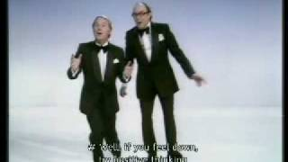 Watch Morecambe  Wise Positive Thinking video