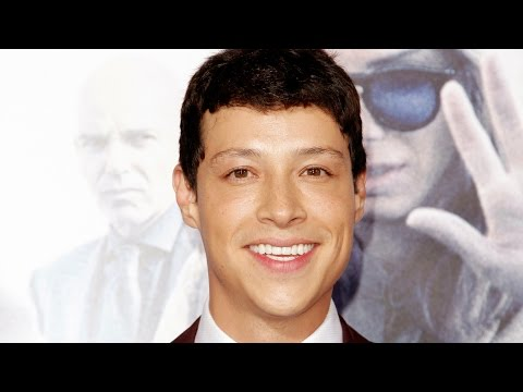 Reynaldo Pacheco, un nuevo orgullo latino en Hollywood