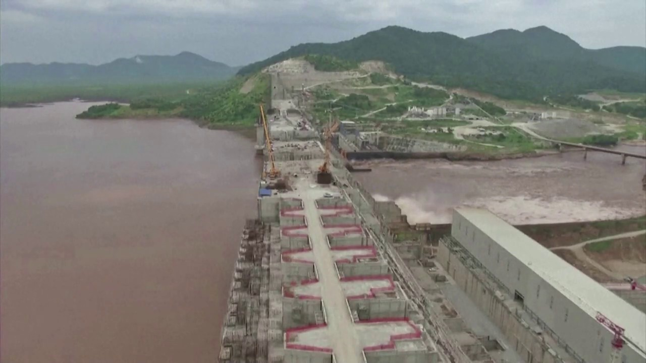 Egypt, Ethiopia and Sudan to agree on Nile dam deal