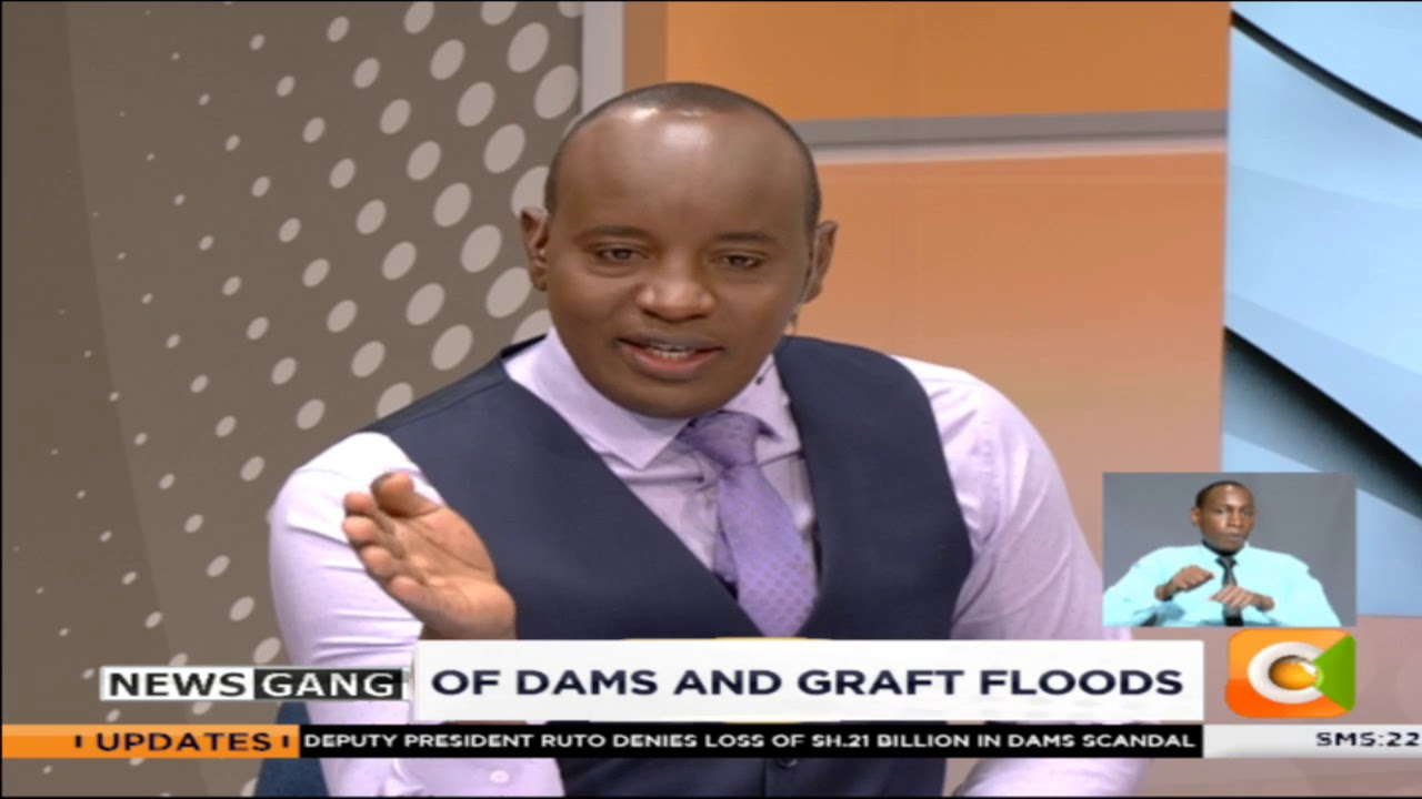 NEWS GANG | DP Ruto and the dam scandal
