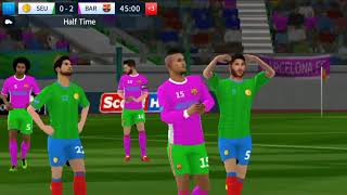 Dream League Soccer 2018 Android Gameplay #123