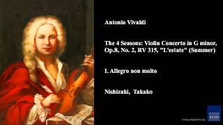 Capella Istropolitana The 4 Seasons Winter I Allegro Non