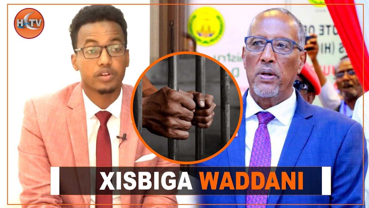 """Download """" Muuse Biixi Wuxuu Yahay Reer Awdal Way Ogyihiin """" Xisbiga Waddani."""
