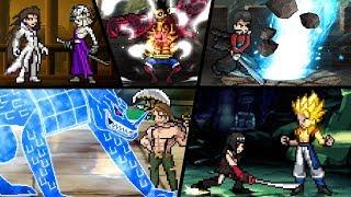 Tower Games Mugen Videos - PlayStation Videos