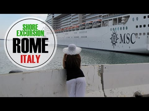 Rome Cruise - Do it Yourself Shore Excursion