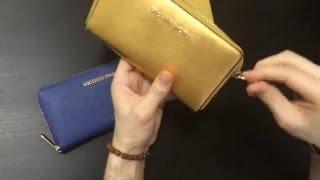Видео обзор женского кошелька Michael Kors от sumo4ki.ru