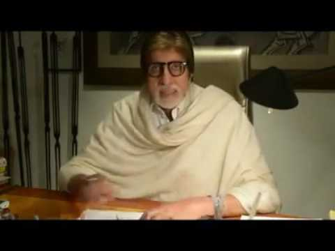 A Letter to all Grand Daughter's by Amitabh Bachan