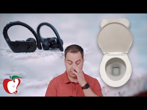 Powerbeats Pro Water Resistance Test: Find Out What Happens if You Drop Apple's Newest Earbuds in the Toilet