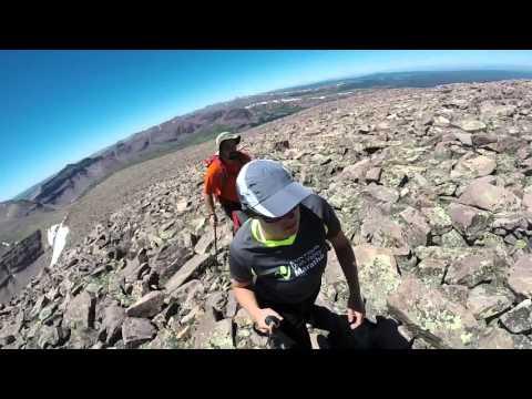 Gilbert Peak & Gunsight Peak