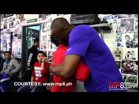 Pacquiao Responds Mayweather