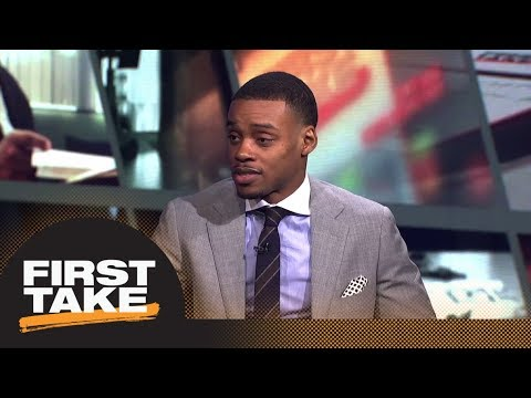 Max asks Errol Spence Jr. questions about his 'super fight' | First Take | ESPN