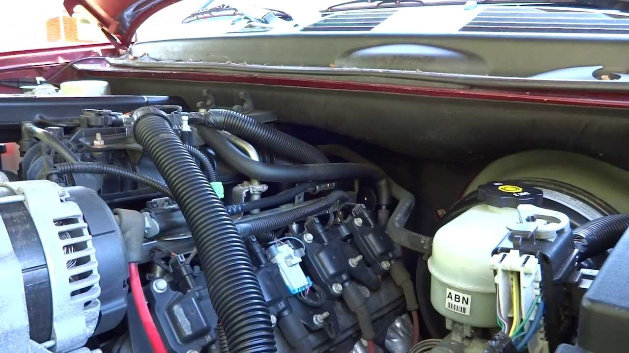 Trailblazer SS LS2 - What a broken manifold bolt sounds ...
