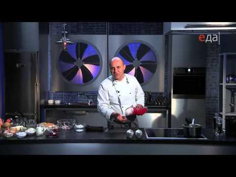 Вопрос: Как сделать клюквенный соус?