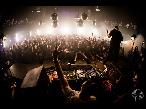 Matrix & Futurebound (Feat. MC Mota)  - Liquicity Amsterdam - 19th March 2016