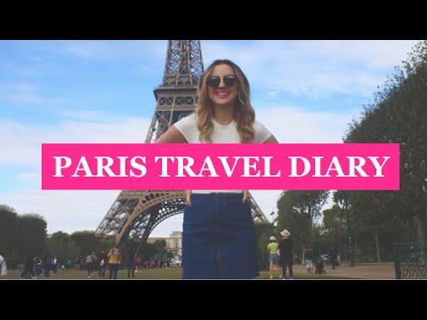 PARIS TRAVEL DIARY | Elizabeth Ashley
