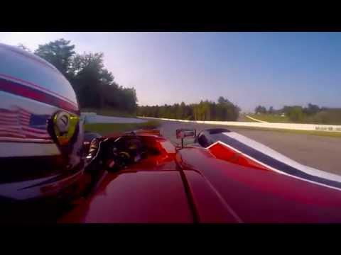 A Mazda Motorsports Ladder Driver Perspective