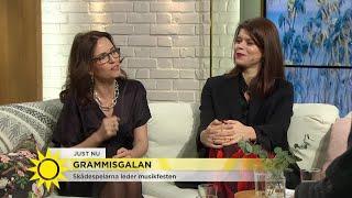 """Grammisgalan i kväll – """"Bli aldrig för imponerad av rockstjärnor och politiker"""" - Nyhetsmorgon (TV4)"""