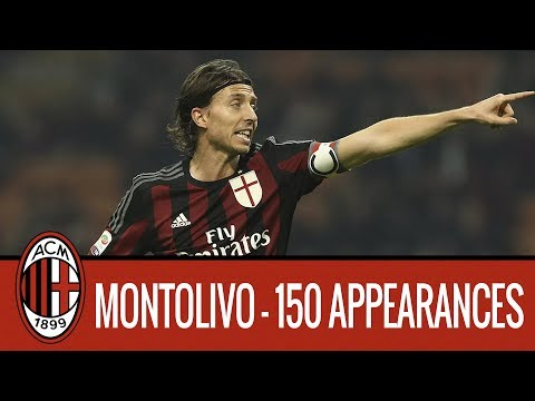 Best of Riccardo Montolivo - Celebrating 150 appearances for AC Milan