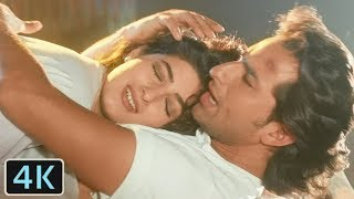 'Banke Mohabbat Tum To Base Ho' Full 4K Video Song | Saif Ali Khan, Twinkle Khanna - Dil Tera Diwana